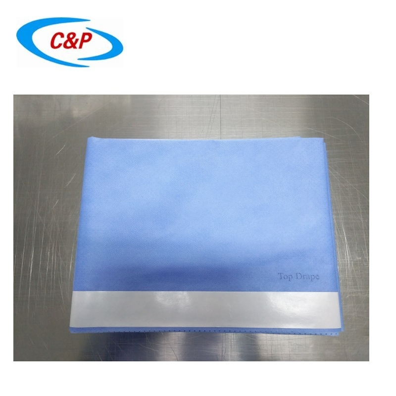 Disposable Head Surgical Drape