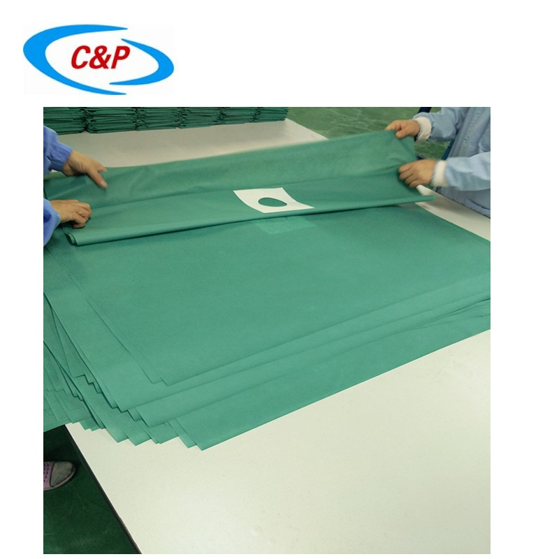 Fenestrated Surgical Drape