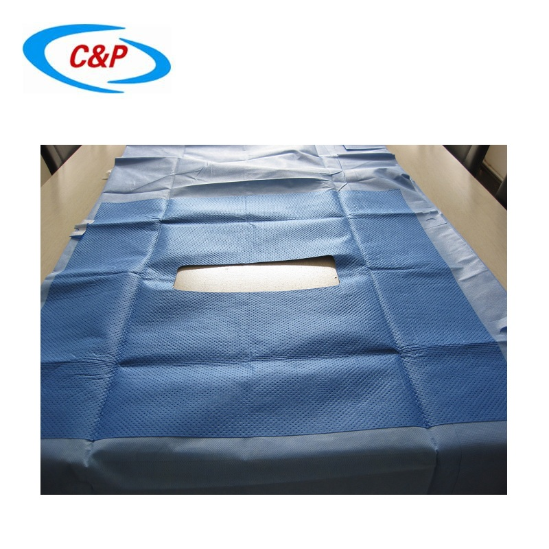 Disposable Abdominal Drape