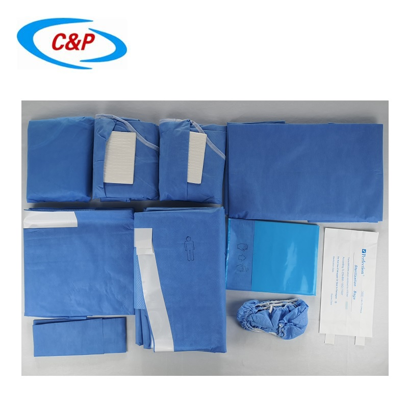 Medical Product Cardiovascular Drape Pack