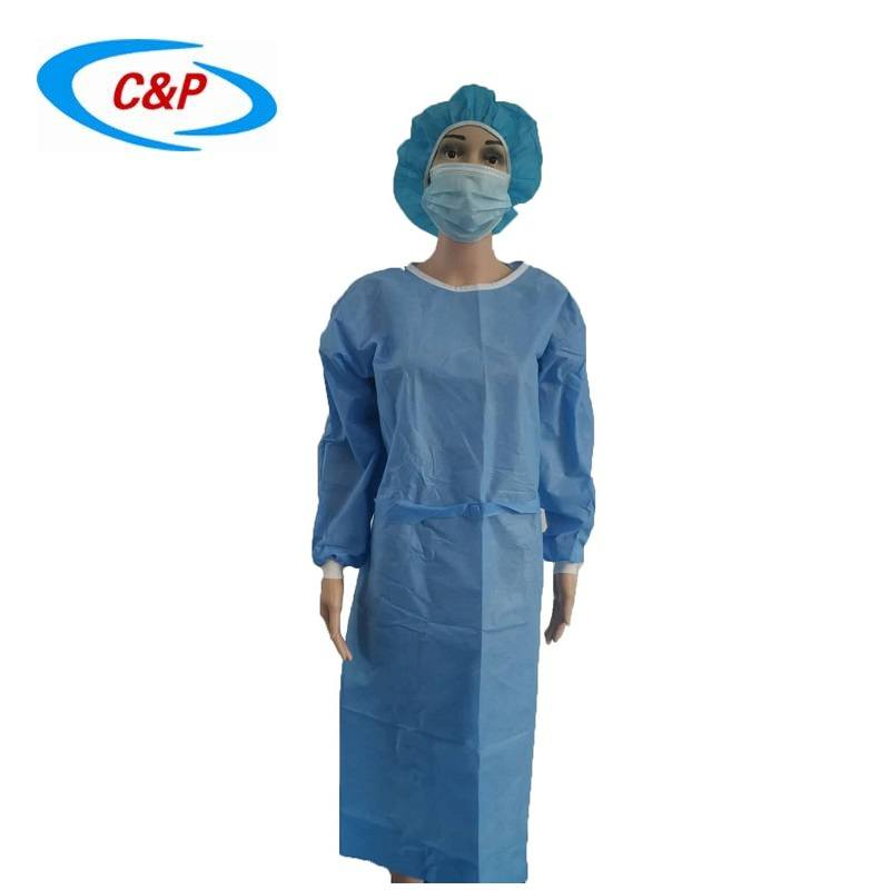 AAMI Level Isolation Gown