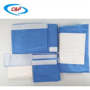 Disposable Craniotomy Drape Pack