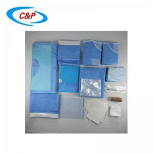 Disposable Hip Drape Pack